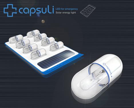 Solar Capsules