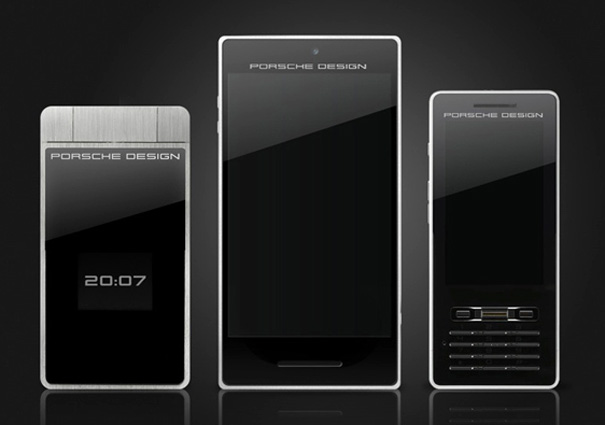 porsche design smartphone for your cellphone wet dreams yanko design. Black Bedroom Furniture Sets. Home Design Ideas